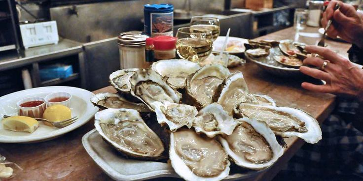 10 Of The Best Oyster Bars In America