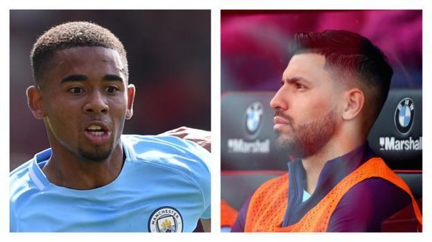 Premier League stats: Gabriel Jesus or Sergio Aguero? Or Dmitri Kharine?