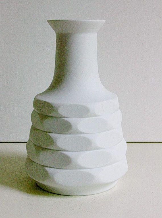 Winterling Mühlbach matte white bisque/ bisquit porcelain