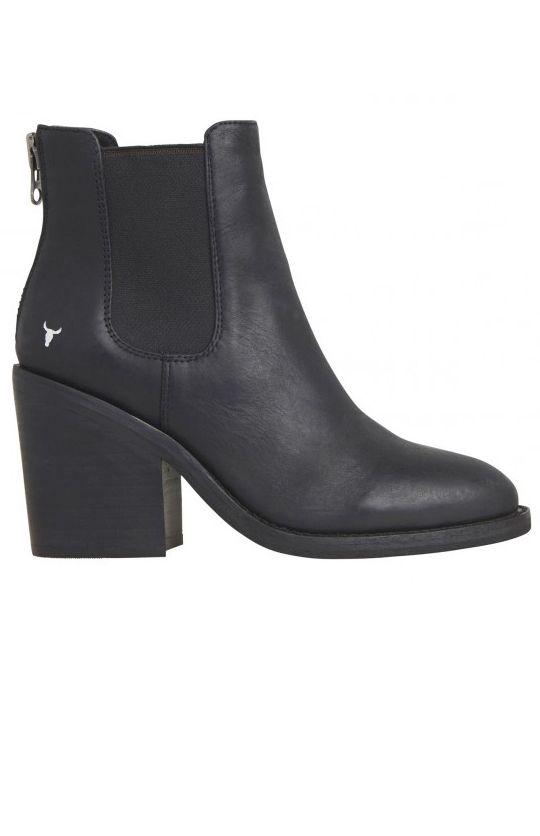 Windsor Smith - Mary Boot - Black
