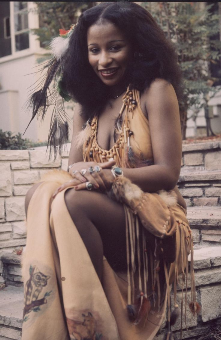 Chaka Khan. The heavenly soul...puts me in the mind of Nikki Minaj