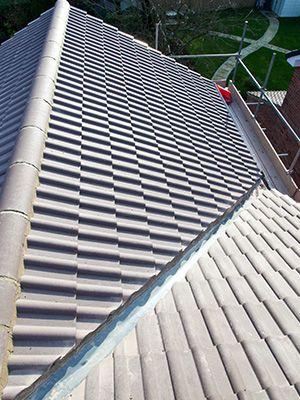 Flat roof repair, re roofing in Newcastle upon Tyne