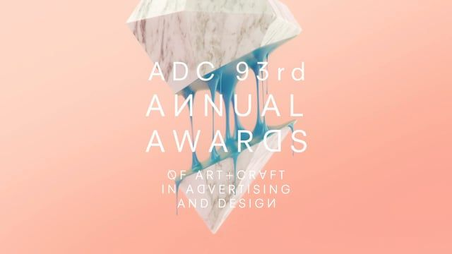 The ADC Annual Awards of Art + Craft in Advertising and Design is the first international award show of its kind, celebrating the very best in design, advertising, photography, illustration, motion and interactive work,