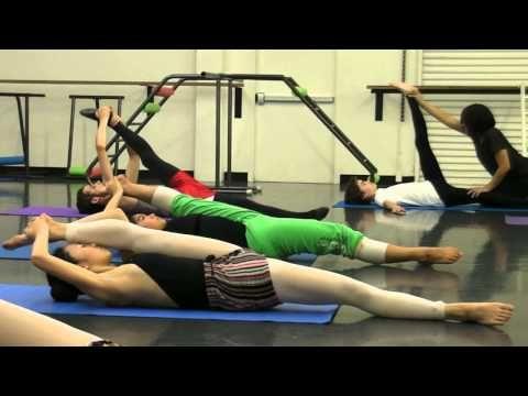 Técnica de Ballet - YouTube