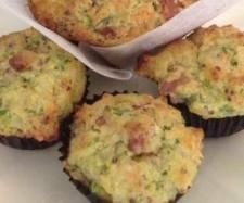 Zucchini & Bacon Muffins | Official Thermomix Recipe Community
