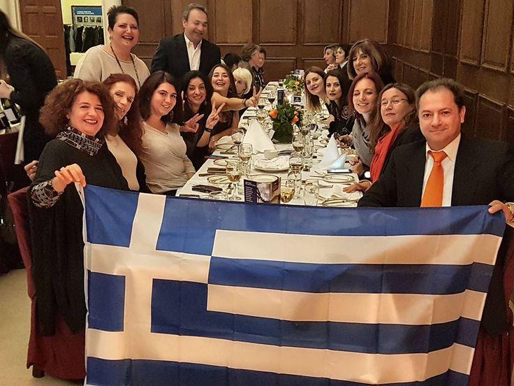 Efi Kalampoukidou Heads European Federation of Tourist Guide Associations for 2017-2018