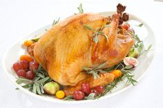 Step by step guide on how to roast a turkey in an electric roaster oven.