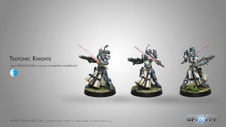 Teutonic Knights (Combi Rifle, Panzerfaust)