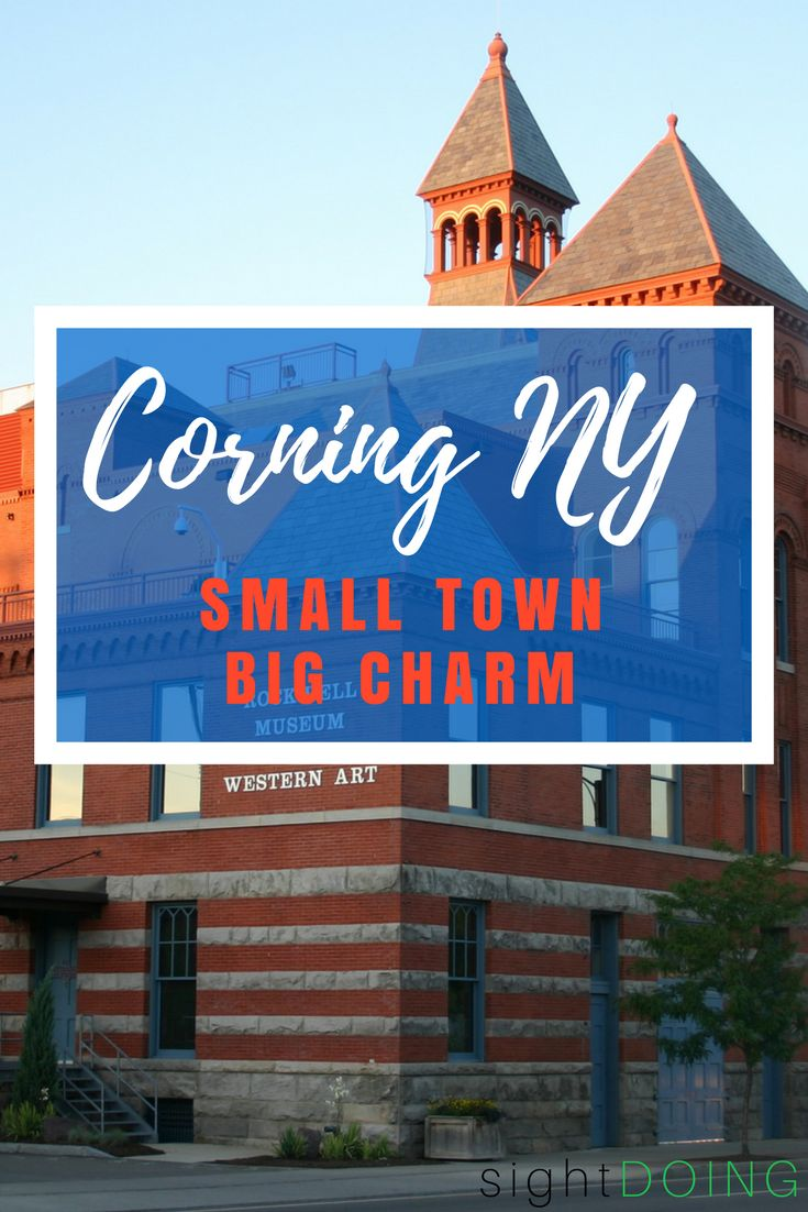 Plan a trip to corning ny in the finger lakes region of new york