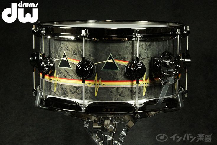 DW Drum Workshop / Collector's Series ICON Snare Drums / Pink Floyd Nick Mason 135 of 250 【世界250台限定】【渋谷WEST】