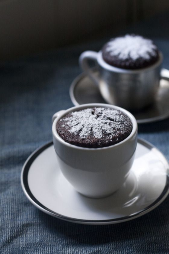 lovely! Steamed #Chocolate Malt Puds Thermomix Varoma #recipe via Sweet Natured Kitchen