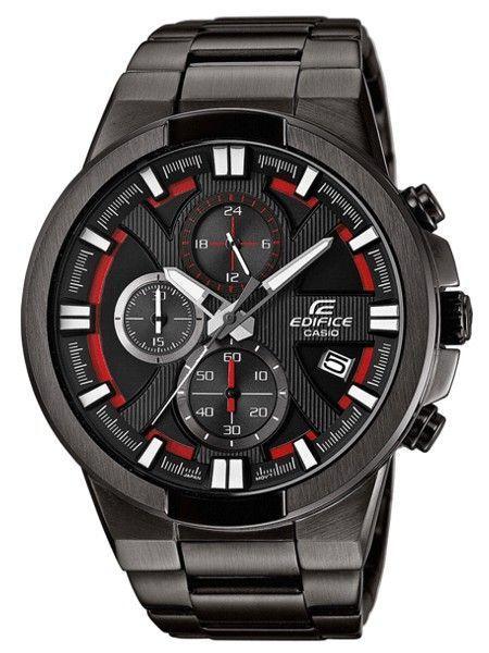 6d7693c3a4c Relógio CASIO EDIFICE - EFR-544BK-1A4VUEF