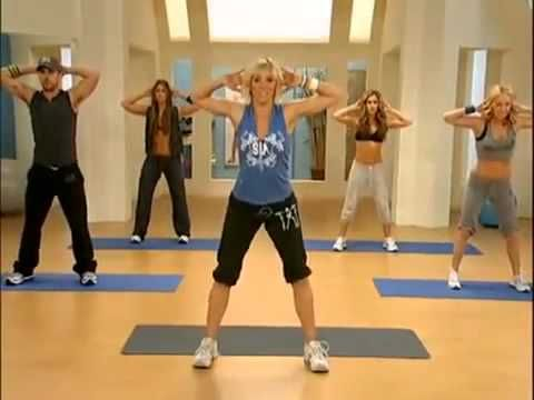 Jackie Warner Workout one on One - YouTube