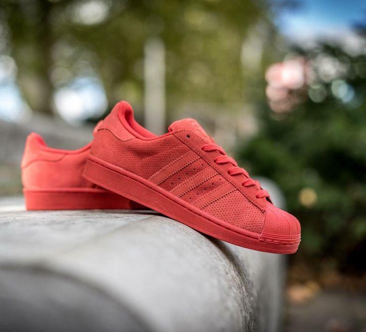 official photos 4fa2a 9752a ... adidas Originals Superstar RT  Triple Red   Sneakers  adidas Superstar    Pinterest   Superstar ...