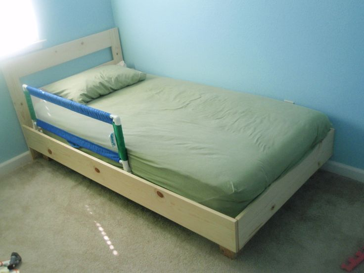 25+ Best Ideas About Diy Twin Bed Frame On Pinterest