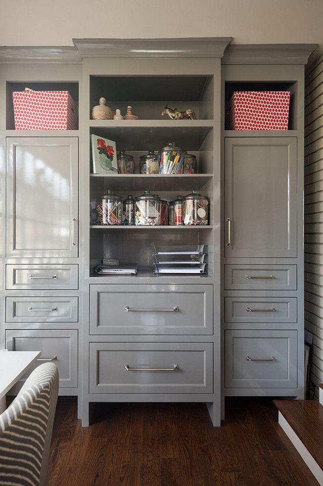 Best 25 Office Cabinets Ideas On Pinterest Office Built Ins Built In Desk And Office Cupboards