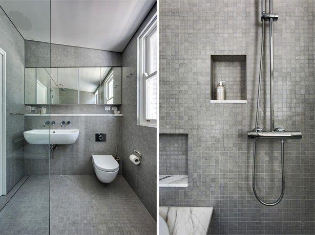 nice grey bathroom idea