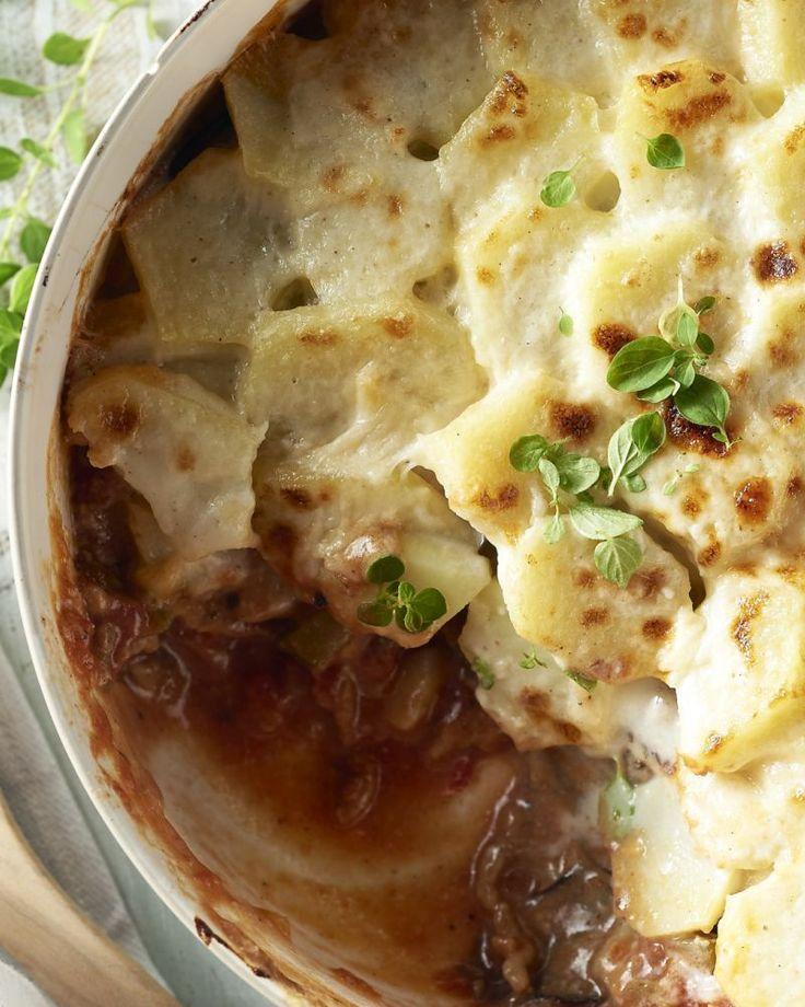Hoewel Griekenland een zonnig land bij uitstek is, kunnen ze ook erg goed lekkere comfortfood gerechten maken, ideaal voor op een koude dag.