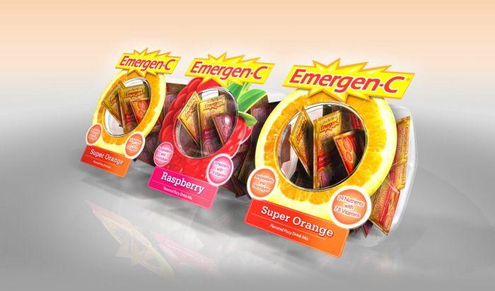 Emergen-C by Jeff Gramm at Coroflot.com
