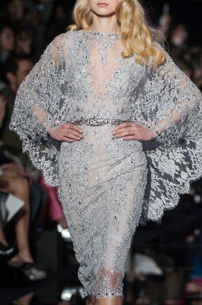Zuhair Murad at Couture Spring 2015 - StyleBistro
