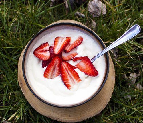 Рецепт Веганский йогурт из соевого/миндального молока
