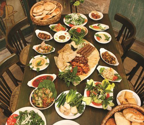 Taste of Jordan - Food is an important part of Arabic culture and is used to express hospitality and generosity. Jordanians are exceptionally hospitable. Experience all this whilst touring and seeing the wonderful sites of Jordan.