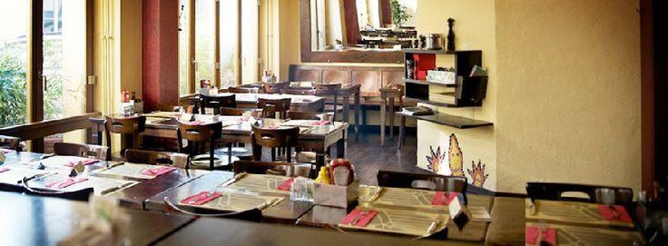 Restaurant Cheyenne, Querstrasse 3, 8050 Zürich - Täglich neues Vegi-Mittagsmenu und klassiche Karte mit Burgern, frischen Salaten, Fajitas und Tortillas. American & Mexican Food vom Feinsten, fix serviert und mit einem Lächeln verziert.