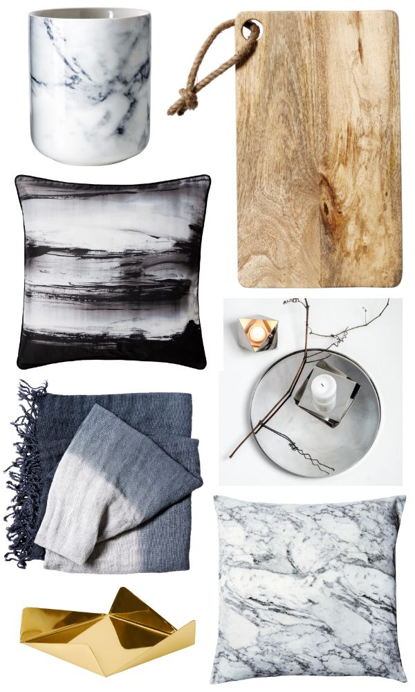 H&M Home's new Autumn collection was released a couple of weeks ago, and some items are already in the stores now. I found a few favourites that would be welcome additions in my home. Do you have any favourites of your own?