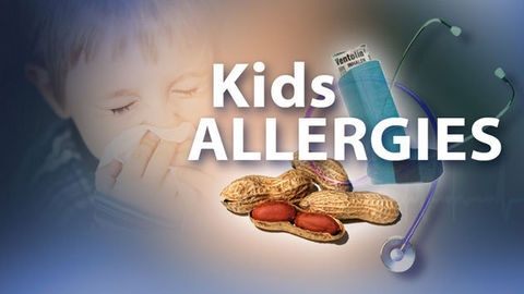 Food allergies now affect ten per cent of Australian children and some of those are so severe they face a life and death situation every day.