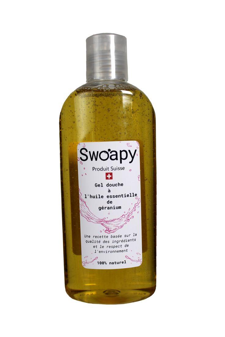 Yard moles and vinegar and castor oil - Geranium Shower Soap With Organic Castor Oil