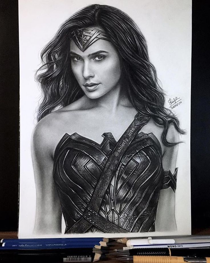 WANT A FREE FEATURE ?   CLICK LINK IN MY PROFILE !!!    Tag  #LADYTEREZIE   Repost from @shierly_arts   Thank you God! Final Sketch of Wonder Woman @gal_gadot  Media: Graphite Pencil conte white pen on A4 Paper. === #wip #sketch #inprogress #drawing #painting #graphitedrawing #pencildrawing #sketchbook #illustration #artist #illustrator #indonesia #hollywood #wonderwoman #galgadot #movies #artoftheday #art_realism_ #artofinstagram #sketsawajah #lukiswajah #justiceleague #dawnofjustice #art…