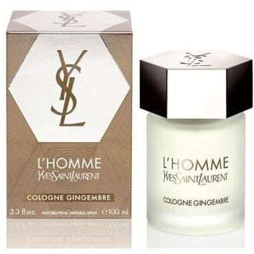 YSL L'Homme Gingembre By Yves Saint Laurent 3.3 Oz