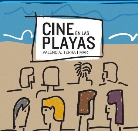 Cine de verano gratis en las playas de Valencia - http://www.valenciablog.com/cine-de-verano-gratis-en-las-playas-de-valencia/