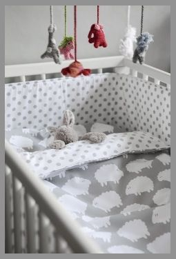 Childrens Bedding-so cute with the sheep