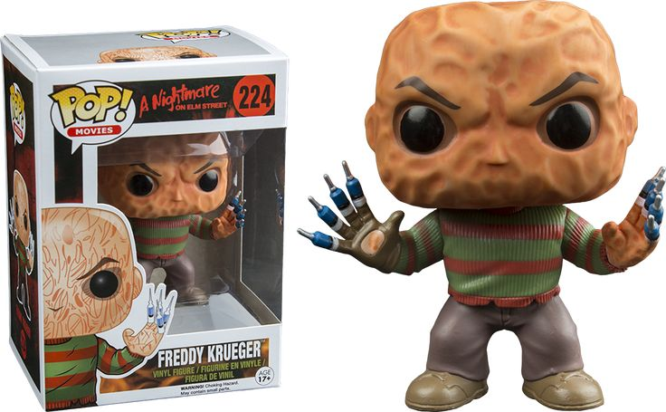 Freddy Krueger with Syringe Fingers Pop Vinyl Incoming http://popvinyl.net/news/freddy-krueger-with-syringe-fingers-pop-vinyl-incoming/  #FreddyKrueger #popvinyl