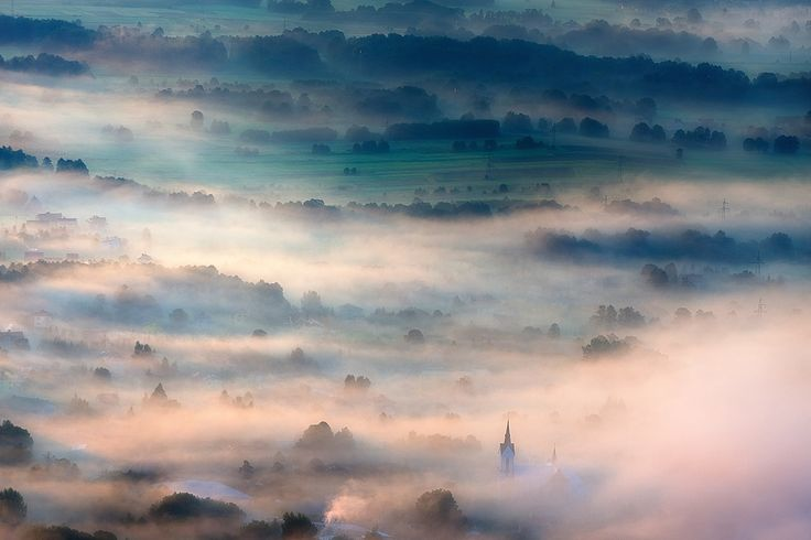 35PHOTO - Boguslaw Strempel - Morning fog ...
