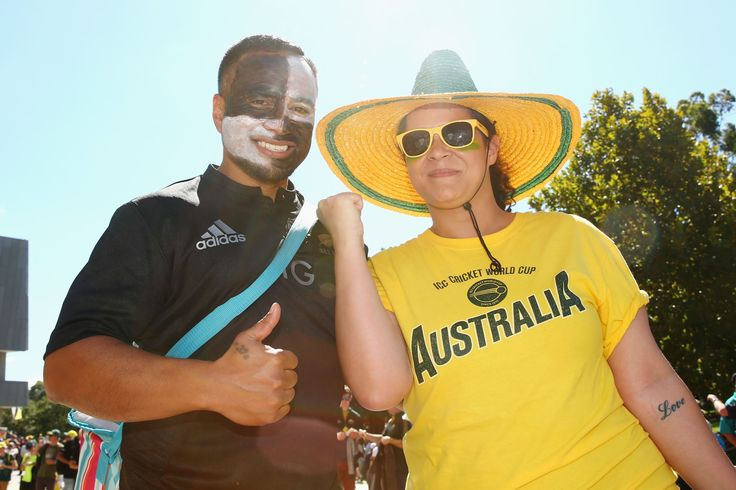 Photos: Australia v New Zealand Cricket World Cup final