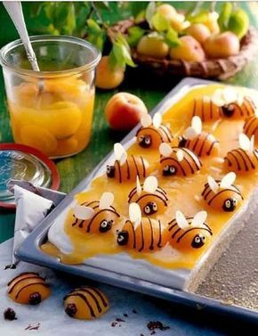 Apricot Bees