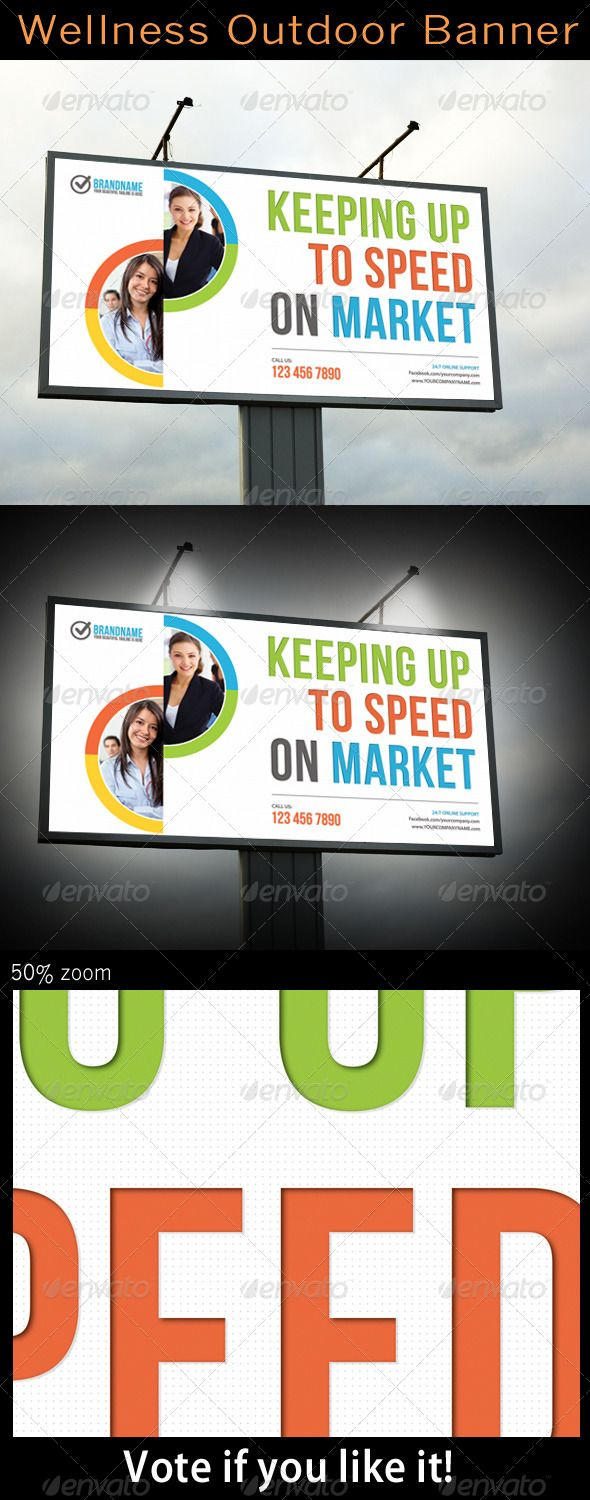 Corporate Outdoor Banner  #GraphicRiver        The Pack included:   PSD file  High Quality and Details  Easy to Customise  CMYK, 150 dpi  120×60 inches  122×62 inches (Print size)  Bleed 1 inch (all side)  18300×9300 px  Print Ready  Smart object placeholder  Preview Image not include in download  Read me file (included instrucions)   Fonts Required:   Myriad – Adobe Software System Font OR download here:  .myfonts /search/myriad/fonts/   .dafont /bebas-neue.font…