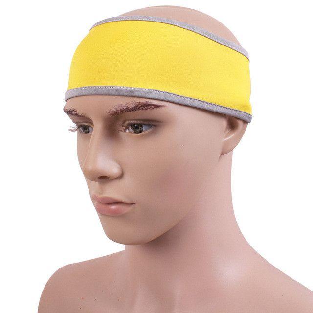 Tennis Basketball Sweat Headband Outdoor Sports Headbands For Men Women Yoga Hair Bands Gym Sweatband Head Running Headband