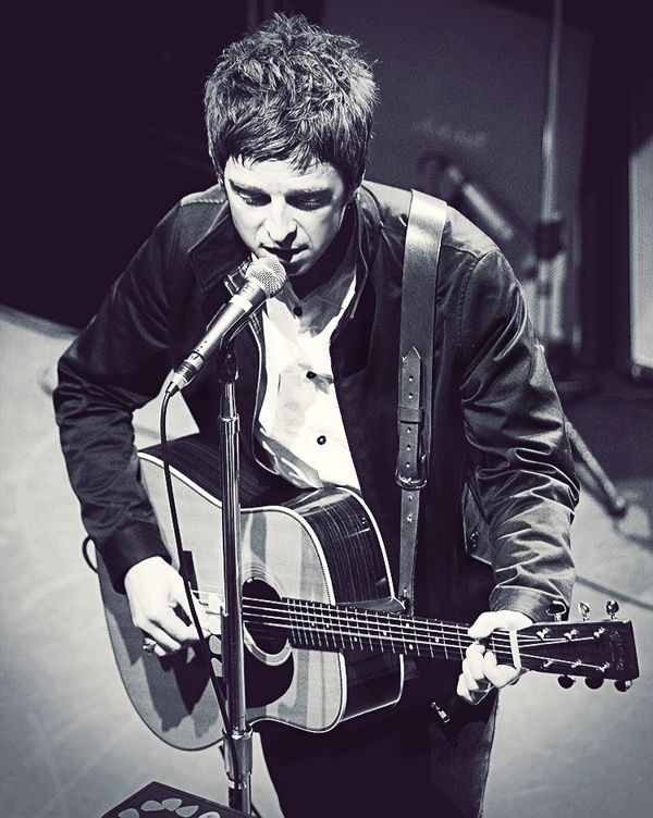 I will never not love Noel Gallagher