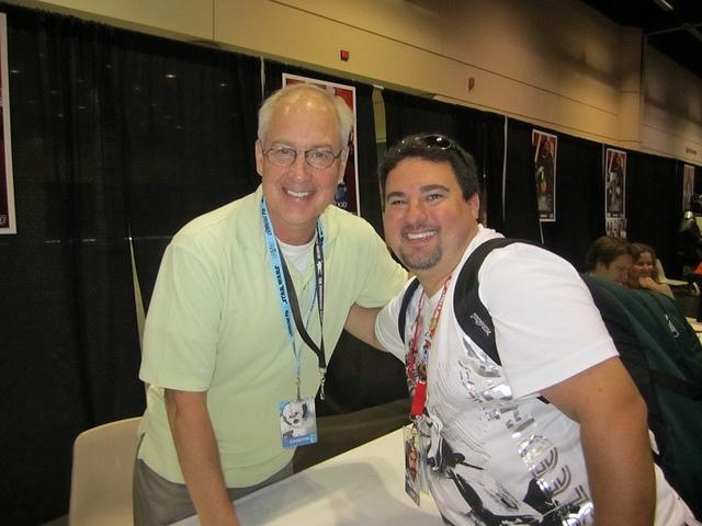 Me and Mr. Ben Burtt