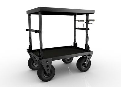 INOVATIV provides the film and photography industries with mobile equipment carts specifically designed and constructed to meet their unique ...