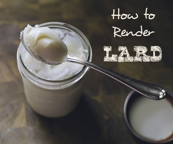 Oh Lardy gives a simple tutorial on how to render lard in your own kitchen.