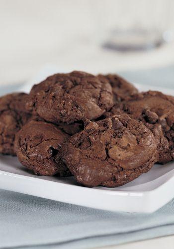 Gluten-Free Gluten Free Triple Threat Mocha Chocolate Chip Cookies