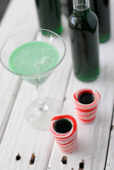 with homemade creme de menthe | Recipes | Pinterest | Homemade ...