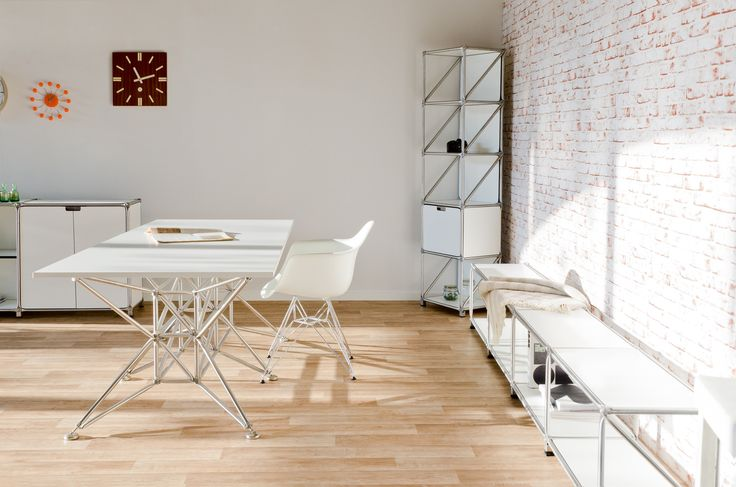Home I Interior I Furniture I Eating I Konferenztisch I Besprechungstisch I Design Made in Berlin I Lunar Table by System 180