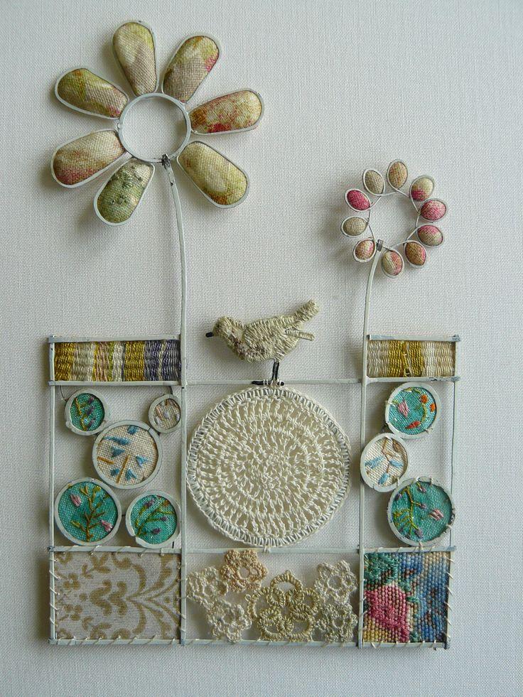 Bien-aimé 59 best Liz Cooksey textile art images on Pinterest | Textile  LX11