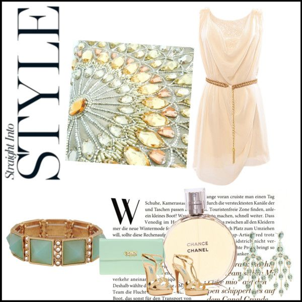"""Grecian Goddess"" by gilleastwood on Polyvore"