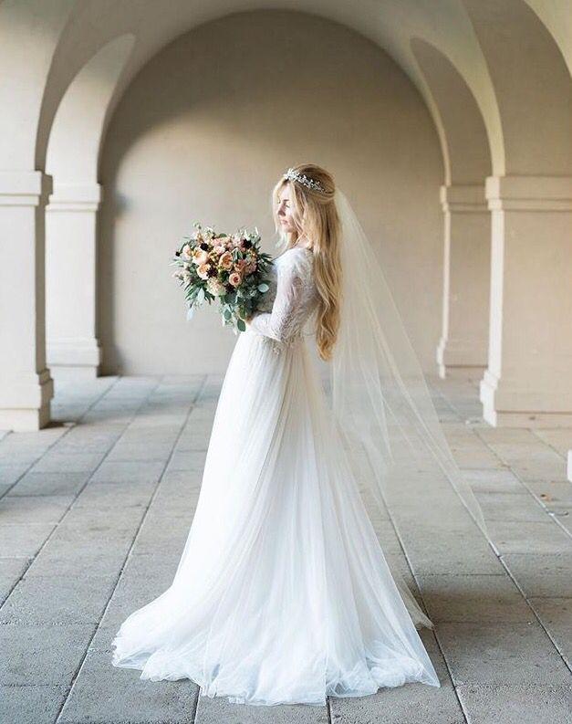 Mejores 55 imágenes de 16 en Pinterest   Vestidos de novia, Novias y ...
